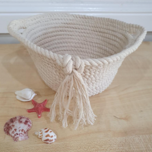 Rope Basket_sewing_workshop_gold_coast
